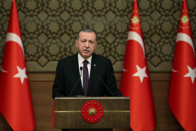 Στα χέρια του Ερντογάν η χρηματοδότηση του ψευδοκράτους | tanea.gr