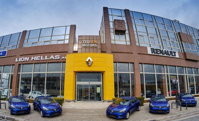 TEOREN: Παρέδωσε τα 5 Renault CLIO στους νικητές της κλήρωσης | tanea.gr