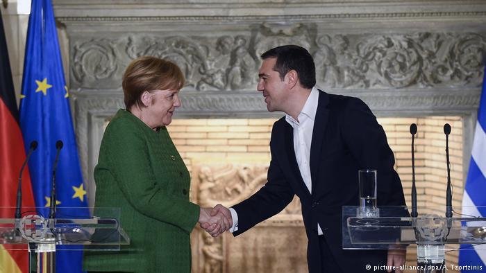 Γερμανικά ΜΜΕ : Μέρκελ, η καλύτερη φίλη του Αλέξη Τσίπρα   tanea.gr