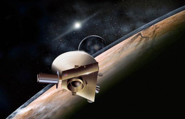 Διαστημόπλοιο πλησιάζει σε μυστηριώδες αντικείμενο στο ηλιακό μας σύστημα | tanea.gr
