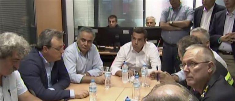 Αποκάλυψη - βόμβα για τον ρόλο Τσίπρα τη νύχτα της τραγωδίας στο Μάτι | tanea.gr