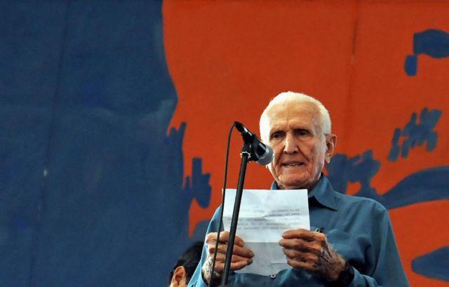 Κούβα : Πέθανε ο κομαντάντε Χοσέ Ραμόν Φερνάντες   tanea.gr
