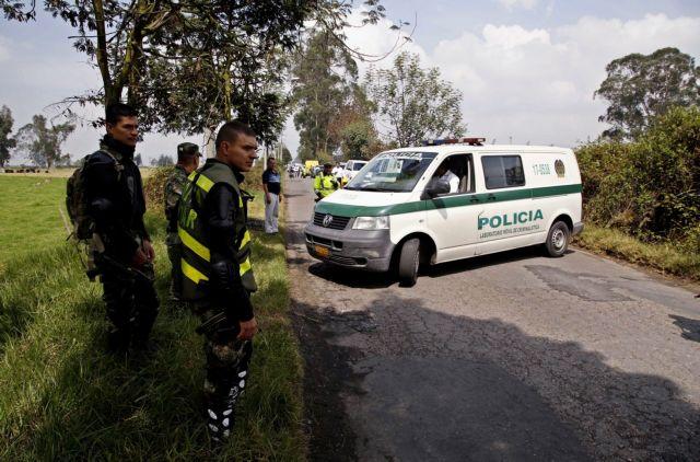 Κολομβία: Τουλάχιστον πέντε νεκροί από επίθεση με παγιδευμένο όχημα | tanea.gr