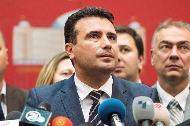 Πανηγυρίζει ο Ζάεφ: Είμαστε Μακεδόνες, επιβεβαιώθηκε η ταυτότητά μας | tanea.gr