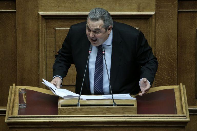 Κλαίει τώρα ο Καμμένος : Μου είπε ψέματα δύο φορές ο Τσίπρας | tanea.gr