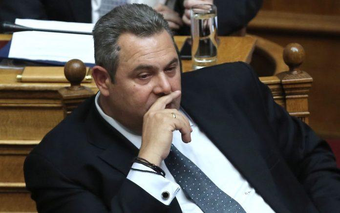 Ωρα μηδέν για τον Πάνο Καμμένο και την κυβέρνηση | tanea.gr