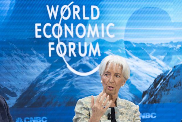 Λαγκάρντ: Οι οικονομίες να προετοιμαστούν με μεταρρυθμίσεις για το επόμενο σοκ | tanea.gr