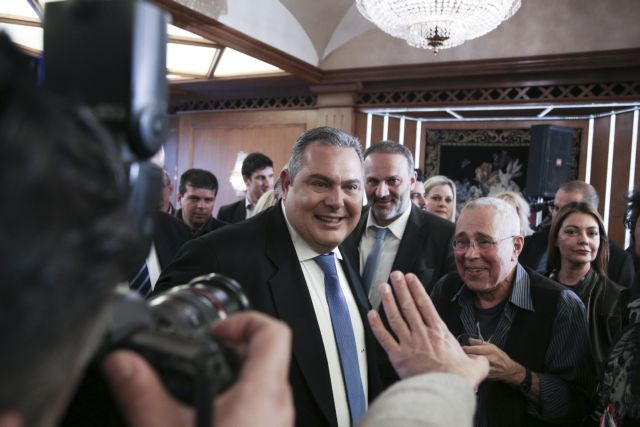 Embattled Kammenos struggles for political survival | tanea.gr