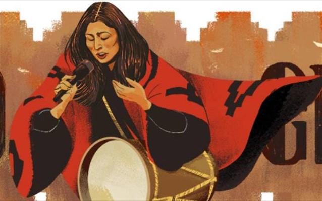 Μερσέδες Σόσα : Η «φωνή» της Αργεντινής τιμάται από την Google | tanea.gr