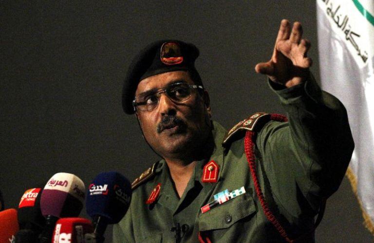 Λιβύη : Η Τουρκία προσπαθεί να μας πολιορκήσει με την τρομοκρατία   tanea.gr