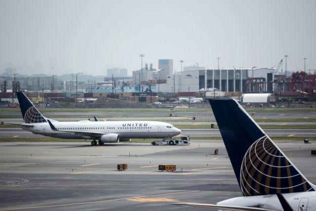 Διακοπή πτήσεων στο αεροδρόμιο Νιούαρκ λόγω drone | tanea.gr
