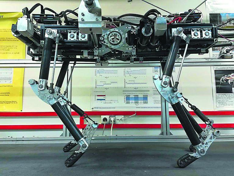 Ο «κόσμος των ρομπότ» στην Πολυτεχνειούπολη | tanea.gr