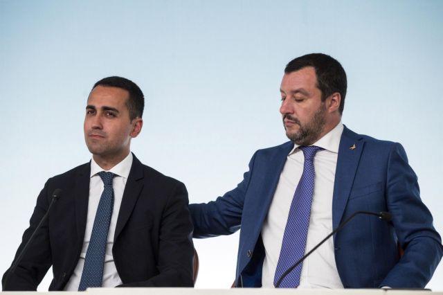 Ιταλία: Απειλές σε δημοσιογράφο - επικριτή της κυβέρνησης Σαλβίνι - Ντι Μάιο   tanea.gr