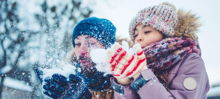 Γιατί δεν πρέπει να τρώμε το χιόνι - Προειδοποίηση επιστημόνων | tanea.gr