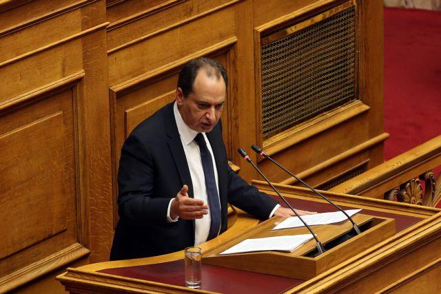 Σπίρτζης: Ο δικός μας πατριωτισμός βασίζεται στην ειρήνη   tanea.gr