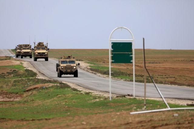 Ενισχύσεις στα σύνορά της με τη Συρία στέλνει η Τουρκία | tanea.gr