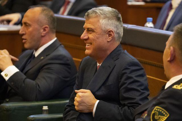 Θάτσι: Η Συμφωνία των Πρεσπών να αποτελέσει πρότυπο και για το Κόσοβο | tanea.gr