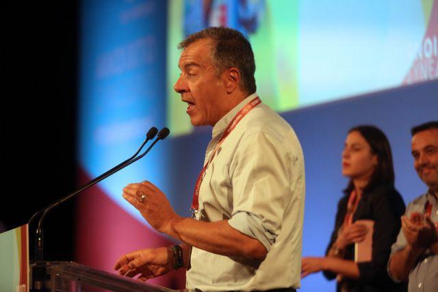 Θεοδωράκης: Διέλυσαν την Κοινοβουλευτική Ομάδα μας | tanea.gr