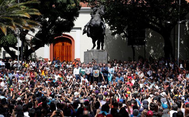 ΜέΡΑ 25: Ανάγκη για ανόθευτες εκλογές στη Βενεζουέλα | tanea.gr