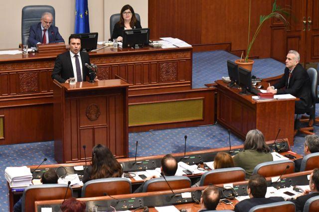 Βόμβα στην ΠΓΔΜ: Πρόωρες εκλογές εξετάζει ο Ζάεφ   tanea.gr
