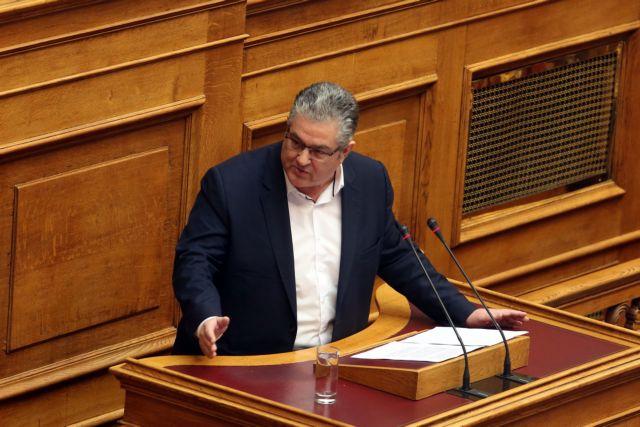 Κουτσούμπας: Η Συνταγματική Αναθεώρηση  υπηρετεί την αντιπαράθεση ΣΥΡΙΖΑ - ΝΔ | tanea.gr