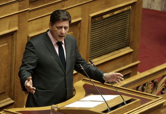 Μ. Bαρβιτσιώτης : Ο ΣΥΡΙΖΑ μας λέει ό,τι το ΠΑΣΟΚ πριν από 22 χρόνια | tanea.gr