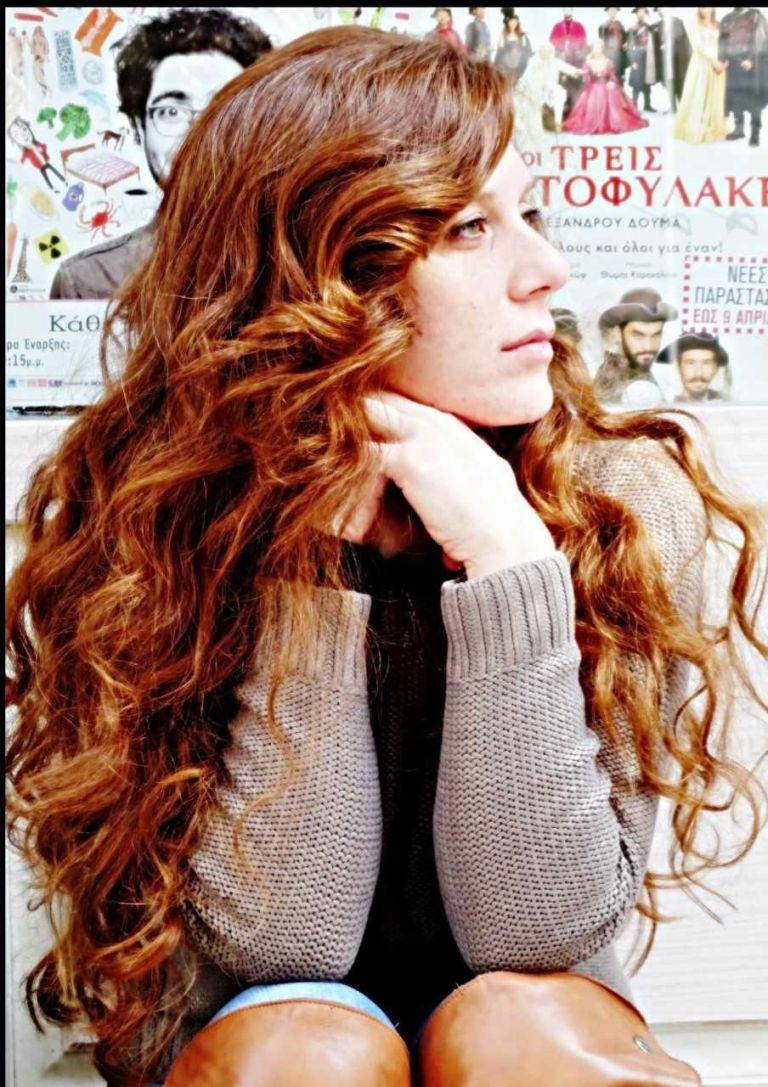 Η Εύη Μητσοπούλου δίνει φωνή στον Αδάμ και την Εύα στο Studio Μαυρομιχάλη | tanea.gr