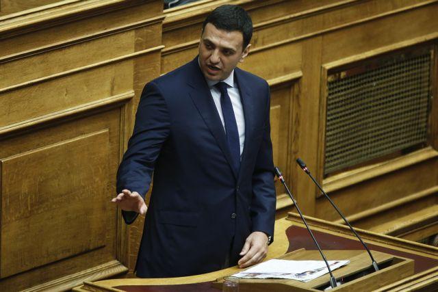 Επίθεση Κικίλια κατά Χαρίτση: Υπερασπίζεστε ένα φοβικό ελλαδιτισμό | tanea.gr