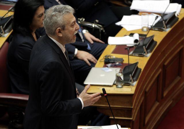 Αιχμές Κοντονή κατά Πολάκη : «Σεβασμός στο τεκμήριο της αθωώτητας»   tanea.gr