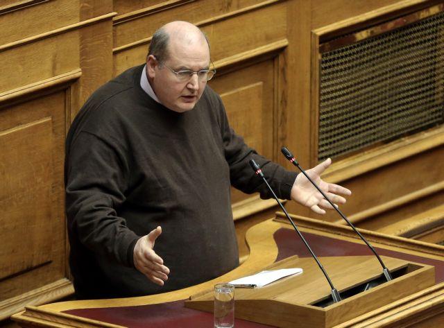 Φίλης: Δεν υπάρχει τραπεζοκρατία - Η πρώτη κατοικία θα προστατευθεί | tanea.gr