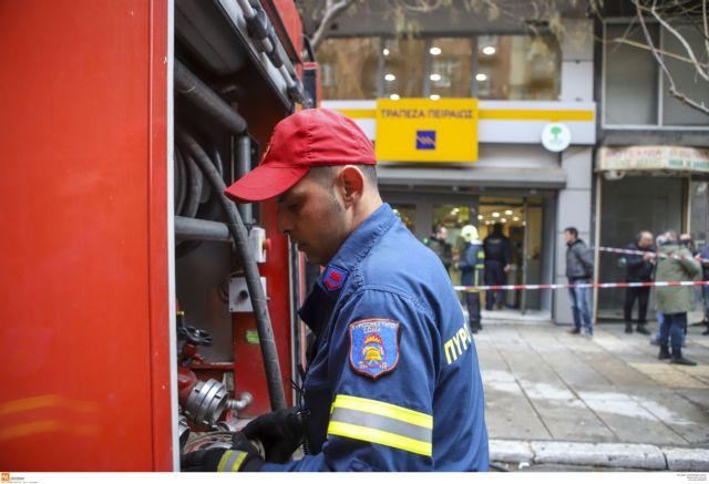 Θεσσαλονίκη: Φωτιά κοντά σε εμπορικό κέντρο | tanea.gr