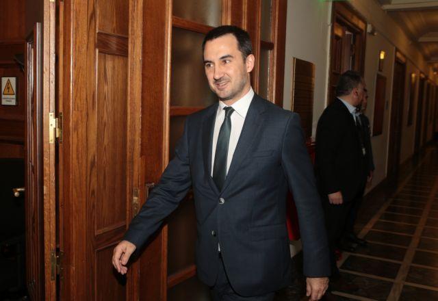 Χαρίτσης: Ετοιμο για ταυτόχρονες εκλογικές αναμετρήσεις τον Μάιο το ΥΠΕΣ   tanea.gr