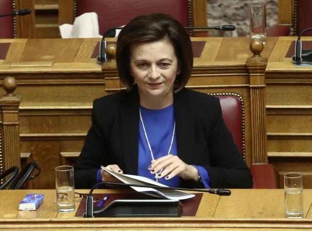 Στον ΣΥΡΙΖΑ επιθυμεί να προσχωρήσει η Μ. Χρυσοβελώνη | tanea.gr