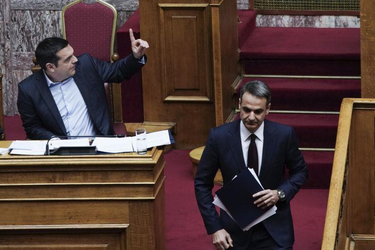 Σιγά που νοιάζονται για το Σύνταγμα. Προεκλογική εκστρατεία κάνουν   tanea.gr