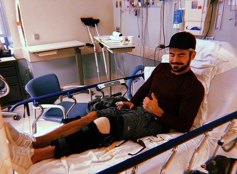 Τραυματίστηκε σοβαρά στο πόδι γνωστός ηθοποιός | tanea.gr