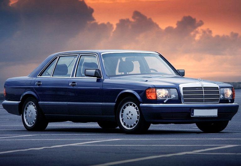 Σαραντάρησε η δημοφιλής Mercedes-Benz 500 SEL | tanea.gr