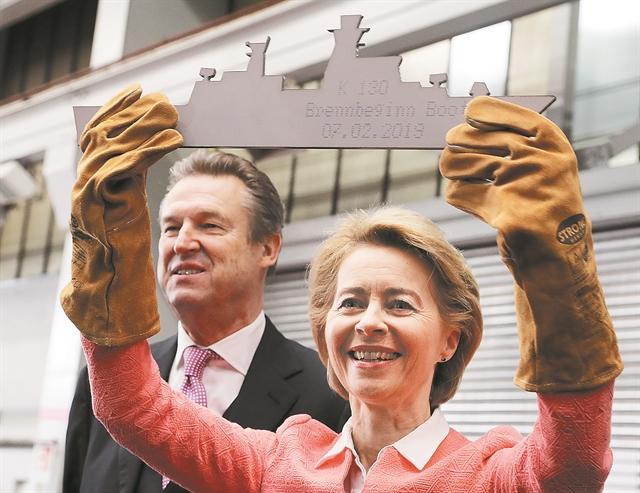 «Εχουμε αρχίσει να οικοδομούμε την Ευρωπαϊκή Αμυντική Ενωση»   tanea.gr