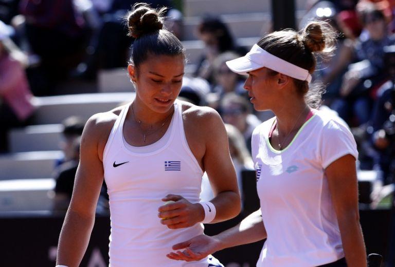 Fed Cup: Στην 6η θέση η Ελλάδα | tanea.gr