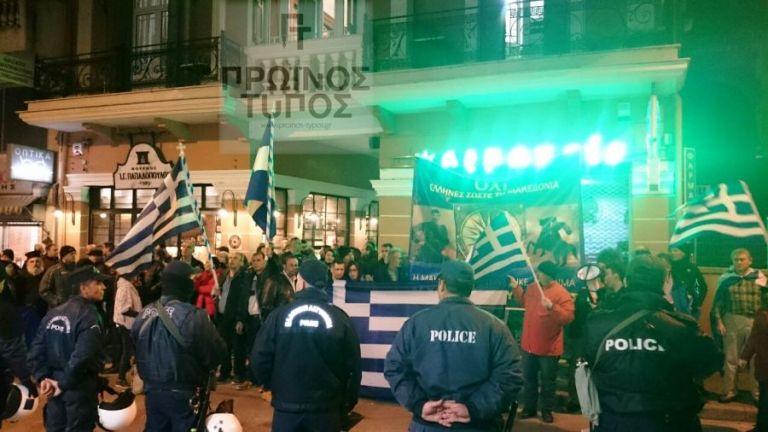 Αγριες αποδοκιμασίες κατά Τσακαλώτου για τη Μακεδονία στη Δράμα | tanea.gr