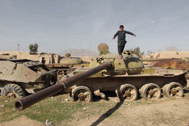 Αφγανιστάν: 30 χρόνια από την αποχώρηση των σοβιετικών στρατευμάτων | tanea.gr
