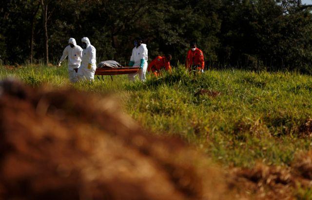 Βραζιλία: Στους 134 οι νεκροί από την κατάρρευση του φράγματος | tanea.gr