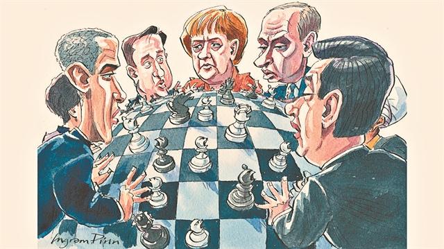 Η επιστροφή της εξωτερικής πολιτικής | tanea.gr