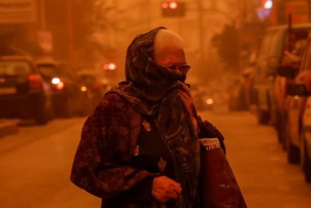 Καιρός: Ισχυρές καταιγίδες, αφρικανική σκόνη και μποφόρ | tanea.gr