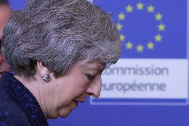 Στις Βρυξέλλες η Μέι για τη «χρυσή τομή» στο Brexit | tanea.gr