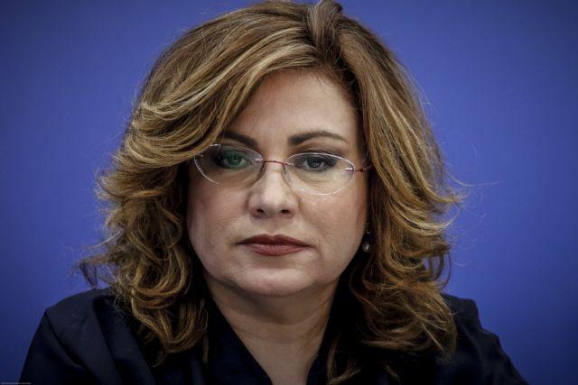 Σπυράκη: Ολοι πια έχουν καταλάβει ότι ο κ. Καμμένος εκβιάζει τον κ. Τσίπρα | tanea.gr