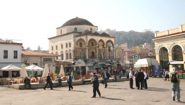 Φετιχιέ Τζαμί : Παζάρια Ερντογάν για την Χάλκη | tanea.gr