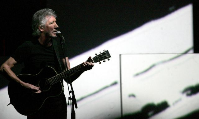 Ο Ρότζερ Γουότερς των Pink Floyd τα βάζει με το Venezuela Live Aid | tanea.gr