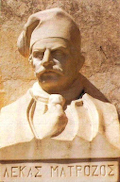 Ιωάννης Ματρόζος : Ο ήρωας της Επανάστασης που χρησιμοποίησε ο Καμμένος για να χτυπήσει τον Τσίπρα | tanea.gr