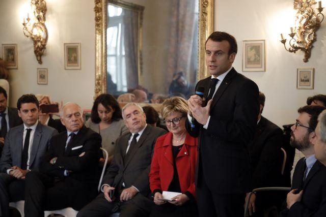 Ο Μακρόν ανακάλεσε τον Γάλλο πρεσβευτή στην Ιταλία | tanea.gr