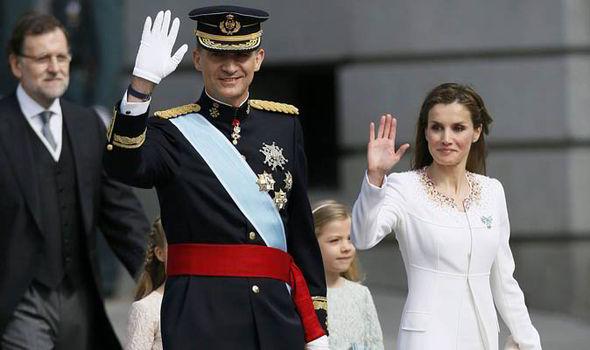 Ισπανία: Φίλιππος και Λετίθια πάνε Μαρόκο του Αγίου Βαλεντίνου | tanea.gr